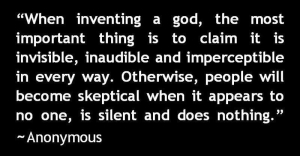 Inventing Gods